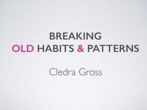 Breaking Habits Class